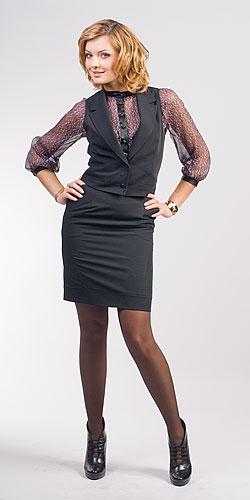 Юбка жилет блузка 26